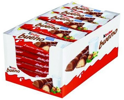 We supply Confectionery products such as , Bounty, Snickers, Kit Kat, Twix,Kinder surprise,kinder bueno,kinder joy,Maltesers,M&M,Nutella chocolate ...