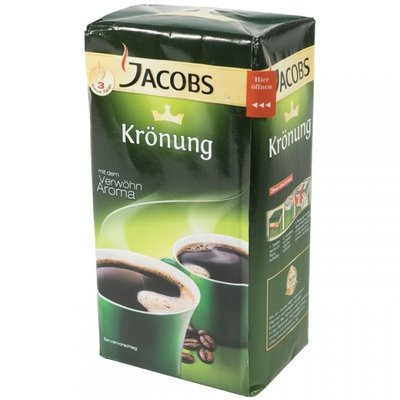 Model No.: Jacobs Kronung Ground coffee
