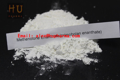 Hupharma Methenolone Enanthate Primobolan injectable steroids Powder
