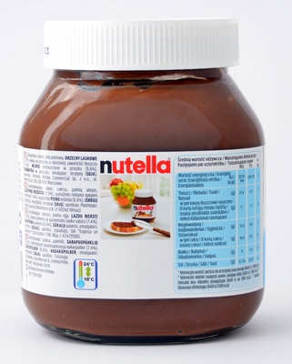 NUTELLA BRAND FRESH PRODUCTION AVAILABLE AT PROMOTIONAL OFFERS 