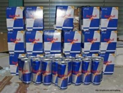 Energy Drink (Redbull)